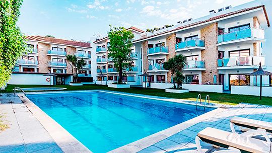 Apartamentos Sunway Apolo